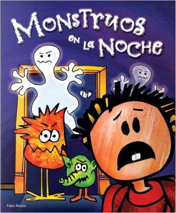 MONSTRUOS EN LA NOCHE. Pablo Muttini. Ed. Handerville. AGÈNCIA DE LECTURA.