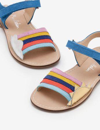 Vacation Sandals - Penzance Blue   Boden US
