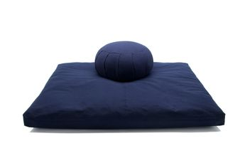 Zafu and Zabuton Meditation Cushion Set