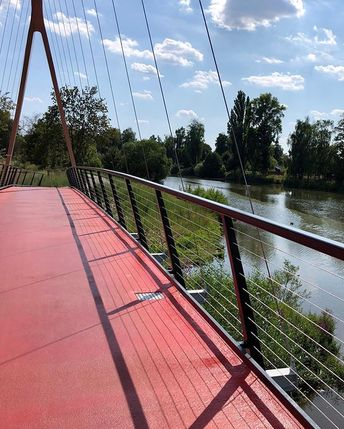 Bridge. . . . #landscape #landscapephotography #shotoniphonex #nofilter #skyporn...  Bridge. . . . #landscape #landscapephotography #shotoniphonex #nofilter #skyporn #cloudporncentral #bridge #bridges #rollerskate #rollerskating #nofilter #shotoniphonex