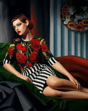 © Andrey Yakovlev & Lili Aleeva - The triumph of form | para Leonardo & Picasso