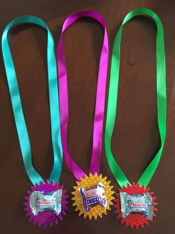 Candy medals II