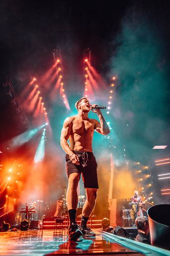 Imagine Dragons in New Orleans