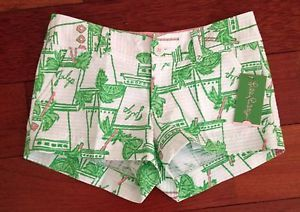 Lilly Pulitzer Walsh shorts in 'Just Add Mint'