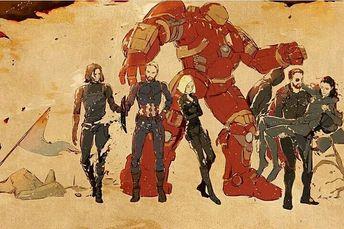 Amazing Fanart Who was your favourite among those who died ? #marvel #marvelstudios #avengers #avenger #infinitywar #avengersinfinitywar #ironman #captainamerica #thor #hulk #blackwidow #guardiansofthegalaxy #blackpanther #vision #scarlettwitch #hawkeye #antman #wasp #antmanandthewasp #spiderman #mantis #drax #rocketraccoon #groot #peterquill #gamora #nebula #starlord
