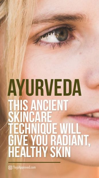 This Ancient Ayurvedic Skincare Technique Will Give You Radiant, Healthy Skin