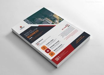 World Creative Flyers Templates 002667 - Template Catalog