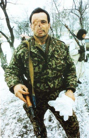 Chechnya War  An eye for an eye makes the whole world blind…