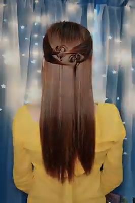 The Rocking New Hairstyling Trend of 2017 is So Stunning You Have To See It to Believe