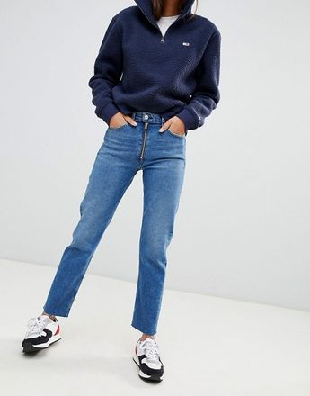 Tommy Jeans straight leg jean