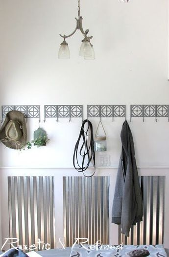 8 Startling Cool Tips: Wainscoting Foyer Trim Work wainscoting restaurant corrugated metal.White Wainscoting Entry Hall wainscoting exterior front porches.Wainscoting Bathroom Tips.. #WainscotingStyles #Wainscoting