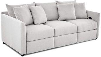Super Felyx 97 3 Pc Fabric Power Reclining Sofa With 2 Power Re Machost Co Dining Chair Design Ideas Machostcouk