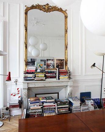 Christel, Paris 1er - Inside Closet #home