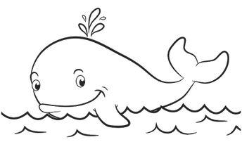 Aneka Gambar Mewarnai Gambar Mewarnai Ikan Hiu Untuk Ana