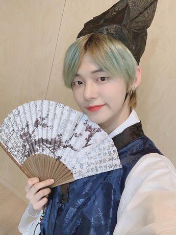 TXT Yeonjun Twitter Update 190911