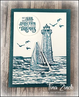 """Simple Stamping with new """"Sailing Home"""" Bundle - VIDEO"""