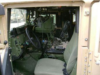 Radio Set, AN/VRC-47 - HMMWV In Scale