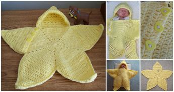 "Crochet ""Twinkle Twinkle Little Star"" (FREE PATTERN)"