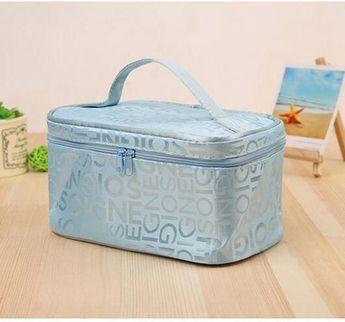 Multifunction Women Cosmetic Bag Large Travel Lady Makeup Bag Toiletry Bag Organ... -