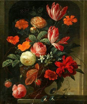Натюрмортный Вернисаж XVII век-начало XVIII века ( 2 часть )