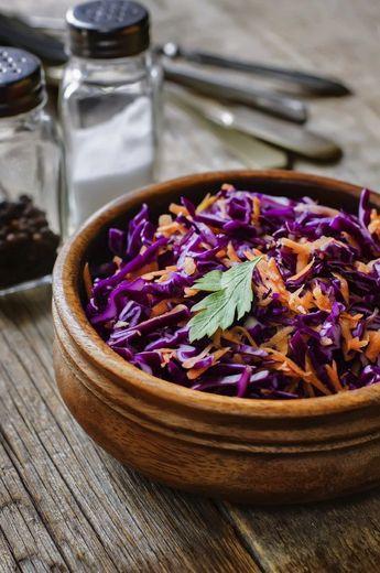 Salade d'hiver : idées salades légères de votre hiver