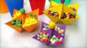 DIY présentoire à bonbon
