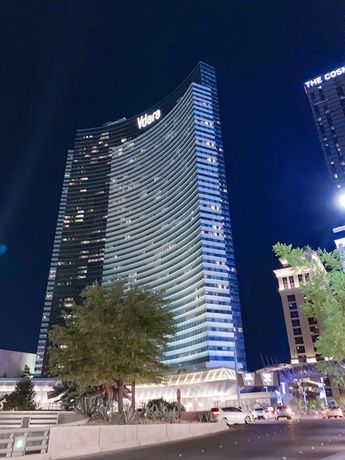 Vdara Las Vegas My Photo Diary | Her Luxe Travels