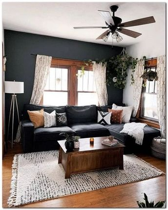 30 Cozy Farmhouse Living Room For Your Family's Warmth #livingroomdecor #cozylivingroom #livingroomideas ⋆ All About Home Decor