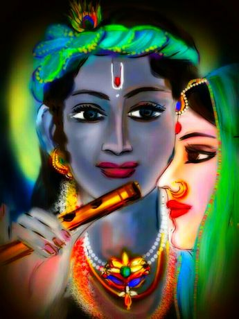 List of krishna lord flute heart image results | Pikosy
