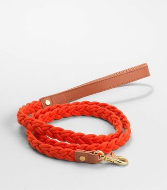 Tory Burch Braided Dog Leash #PinPantone