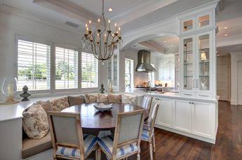 Gulfside Getaway - Florida Style Coastal Home - Weber Design Group, Inc. Naples, FL & Palm Beach