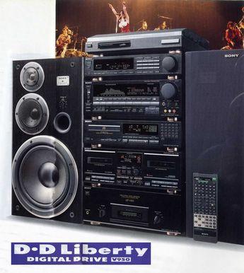 SONY D D Liberty V950 (1988) #audiovideo SONY D D Liberty V950 (1988)
