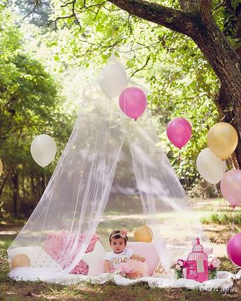 Cristiana's 1st Birthday pic ideas