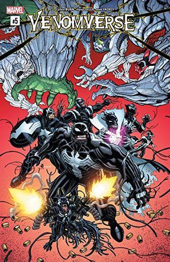 Venomverse (2017) #5 (of 5)