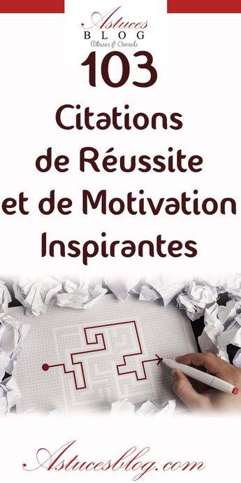 103 citations inspirantes