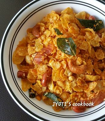Crispy and Delicious Corn flakes Chivda / Spicy Mix Corn flakes Chivda is spicy and crunchy snack can made any time. It is easy to make and has [...]