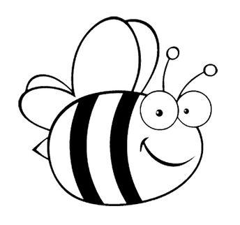 Arı Kovanı Boyama Sayfası