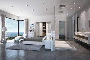 35 Beautiful Bedroom Designs - #18 is Just Amazing !