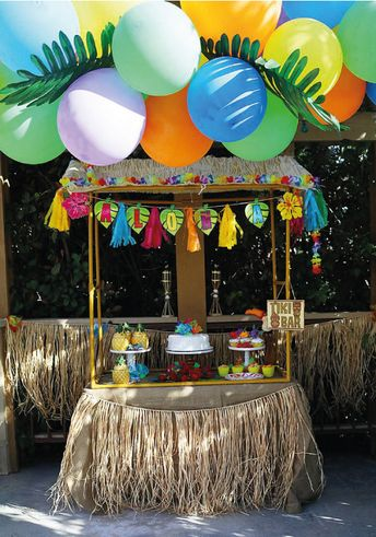 Fiesta Hermosa: Ideas para fiestas de Moana