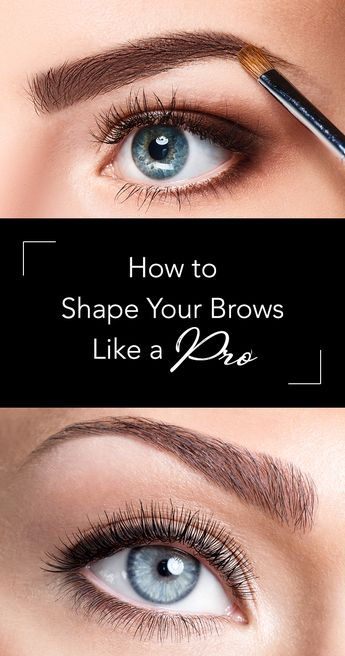 Eyebrows Frame Your Eyes & Complete A Look. Search For The Best Brow Pencils & Tips Here.