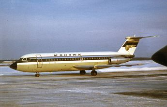 Mohawk Airlines, BAC-111