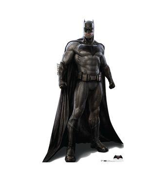 Batman v Superman: Batman Dawn of Justice Life Size Cardboard Cutout