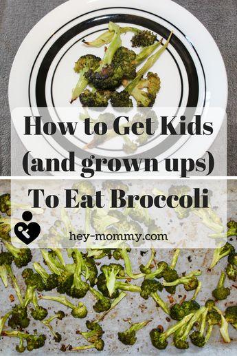 Best Ever Roasted Broccoli