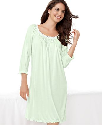 328813866d Miss Elaine Long Gown - Shop All Pajamas   Robes - Women -