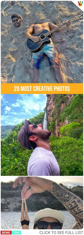 20 Most Creative Photos