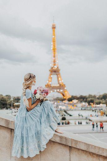 Paris Perfection (Barefoot Blonde)