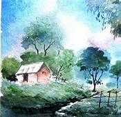 Landscapes Watercolours - Yahoo Image Search results