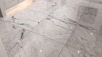 Marble Floor Cleaning Polishing Sealing - Surrey Sussex Hampsire Kent