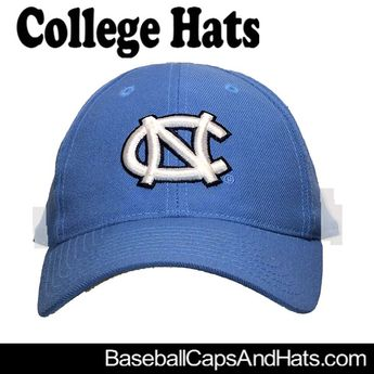 College Hats - Check Out our selection of College Hats like this Vintage  North Carolina Tar f9575b81ec96