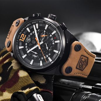 BENYAR Watches, the leading manufacturer of sophisticated, military and tactical watches worldwide, BENYAR proudly introduces this special collection of rugged and dependable timepieces. After years of development, BENYAR has unveiled these exclusive military watch models, representing the most durable and innovative watches ever created.
